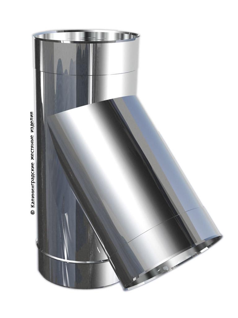 дымоходы из жаропрочной нержавеющей стали